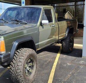 1986 Jeep Comanche 2WD Long Bed for sale 101491380