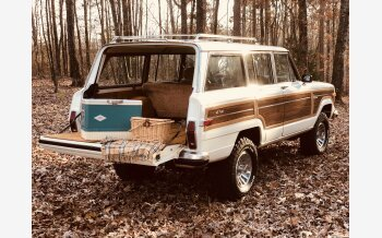 1986 Jeep Grand Wagoneer for sale 101111722