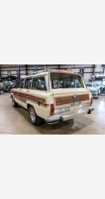 1986 Jeep Grand Wagoneer for sale 101344410
