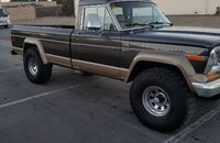 1986 Jeep Pickup for sale 101011648