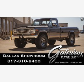 1986 Jeep Pickup for sale 101173204