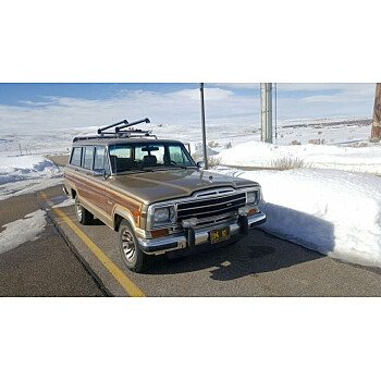 1986 Jeep Wagoneer for sale 101462380