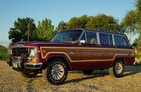 1986 Jeep Wagoneer for sale 101242549