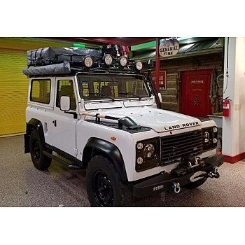 1986 Land Rover Defender for sale 101082653