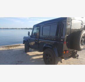 1986 Land Rover Defender 90 for sale 101250289