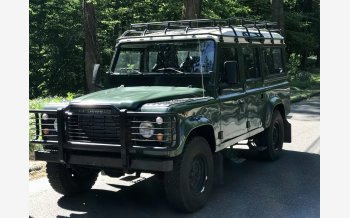 1986 Land Rover Defender 110 for sale 101502730