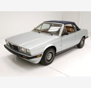 1986 Maserati Spyder for sale 101066846