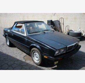 1986 Maserati Spyder for sale 101358456