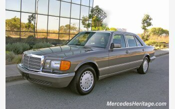 1986 Mercedes-Benz 420SEL for sale 101231678
