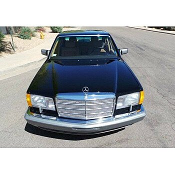 1986 Mercedes-Benz 560SEL for sale 101093748