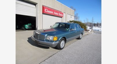 1986 Mercedes-Benz 560SEL for sale 101424817