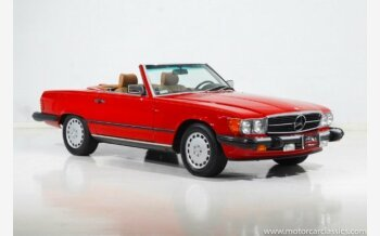 1986 Mercedes-Benz 560SL for sale 101058699