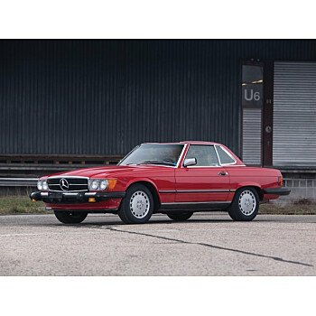 1986 Mercedes-Benz 560SL for sale 101093282