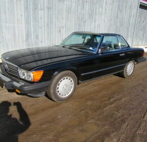 1986 Mercedes-Benz 560SL for sale 101091733