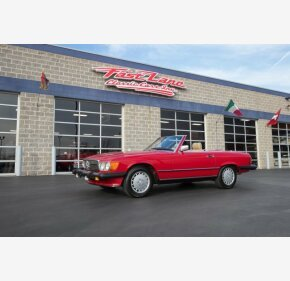1986 Mercedes-Benz 560SL Classics for Sale - Classics on
