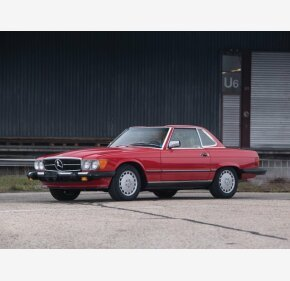 1986 Mercedes-Benz 560SL for sale 101106088