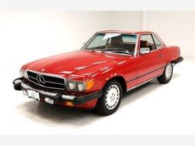 1986 Mercedes-Benz 560SL for sale 101120844