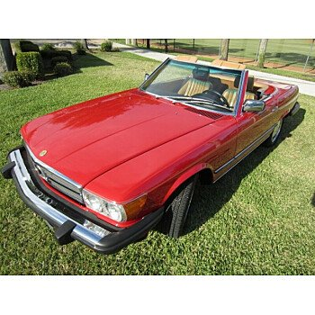 1986 Mercedes-Benz 560SL for sale 101130247