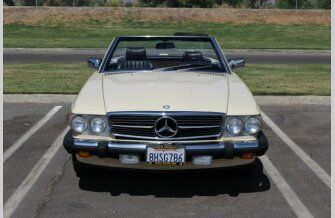 1986 Mercedes-Benz 560SL for sale 101141540