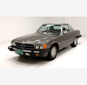 1986 Mercedes-Benz 560SL for sale 101165148