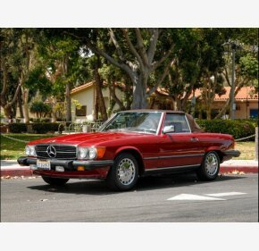 1986 Mercedes-Benz 560SL Classics for Sale - Classics on