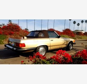 1986 Mercedes-Benz 560SL for sale 101207291