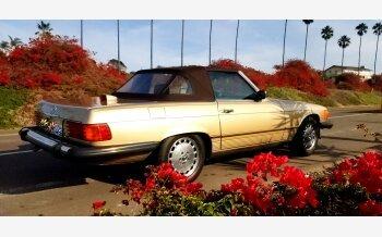 1986 Mercedes-Benz 560SL for sale 101207291