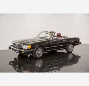 1986 Mercedes-Benz 560SL for sale 101210667