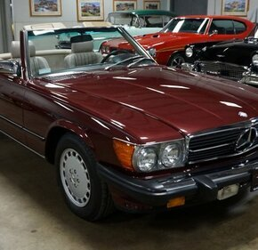 1986 Mercedes-Benz 560SL for sale 101252965
