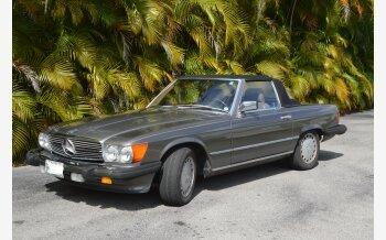 1986 Mercedes-Benz 560SL for sale 101286271