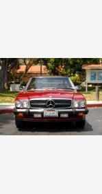 1986 Mercedes-Benz 560SL for sale 101288826