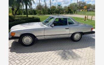 1986 Mercedes-Benz 560SL for sale 101294879