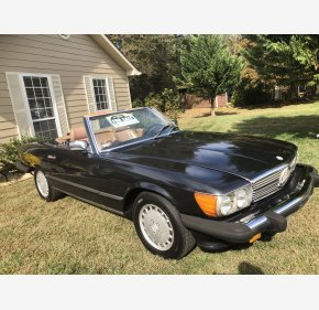 1986 Mercedes-Benz 560SL for sale 101325413