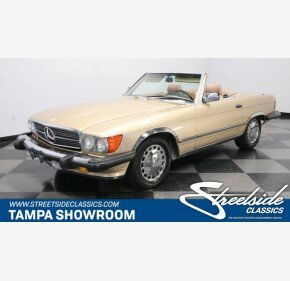 1986 Mercedes-Benz 560SL for sale 101335924