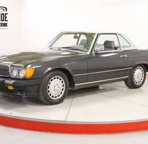 1986 Mercedes-Benz 560SL for sale 101338016