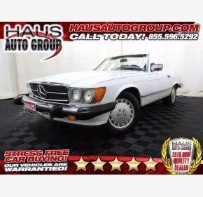 1986 Mercedes-Benz 560SL for sale 101344343
