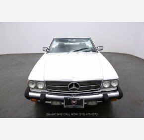 1986 Mercedes-Benz 560SL for sale 101391768