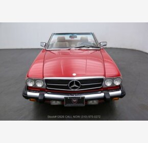 1986 Mercedes-Benz 560SL for sale 101393525