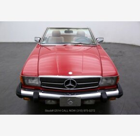 1986 Mercedes-Benz 560SL for sale 101394382
