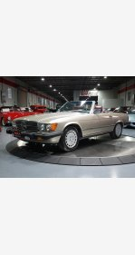 1986 Mercedes-Benz 560SL for sale 101411539