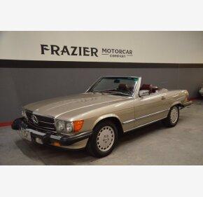 1986 Mercedes-Benz 560SL for sale 101417523