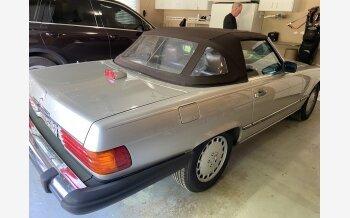 1986 Mercedes-Benz 560SL for sale 101504420