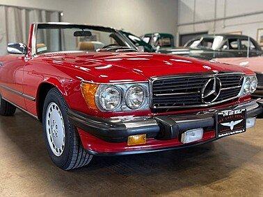 1986 Mercedes-Benz 560SL for sale 101553140