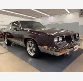 1986 Oldsmobile Cutlass Supreme for sale 101377087