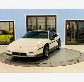 1986 Pontiac Fiero GT for sale 101263005