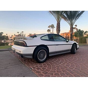 1986 Pontiac Fiero for sale 101396258