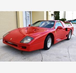 1986 Pontiac Fiero for sale 101407302