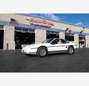 1986 Pontiac Fiero for sale 101416626