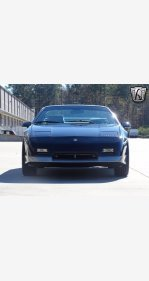 1986 Pontiac Fiero GT for sale 101439685