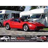 1986 Pontiac Fiero SE for sale 101609399